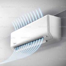 MIDEA All Easy Pro MEX-18-SP 5,3 kW klíma szett(R32)
