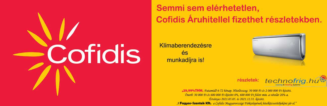 COFIDIS ONLINE ÁRUHITEL